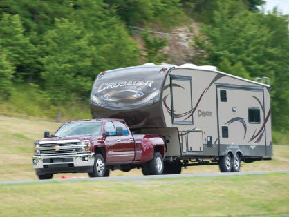 Chevy's New Trailering System Simplifies Towing