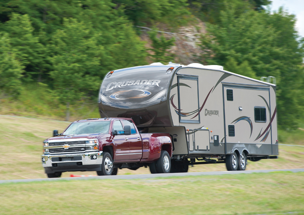 Chevy's New Trailering System Simplifies Towing Wele To Bsbrhbsbusa: Chevrolet Trailer Ke Wiring Harness At Gmaili.net